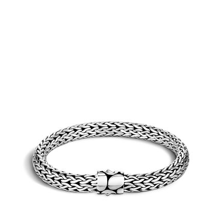 Kali 7.5MM Bracelet in Silver