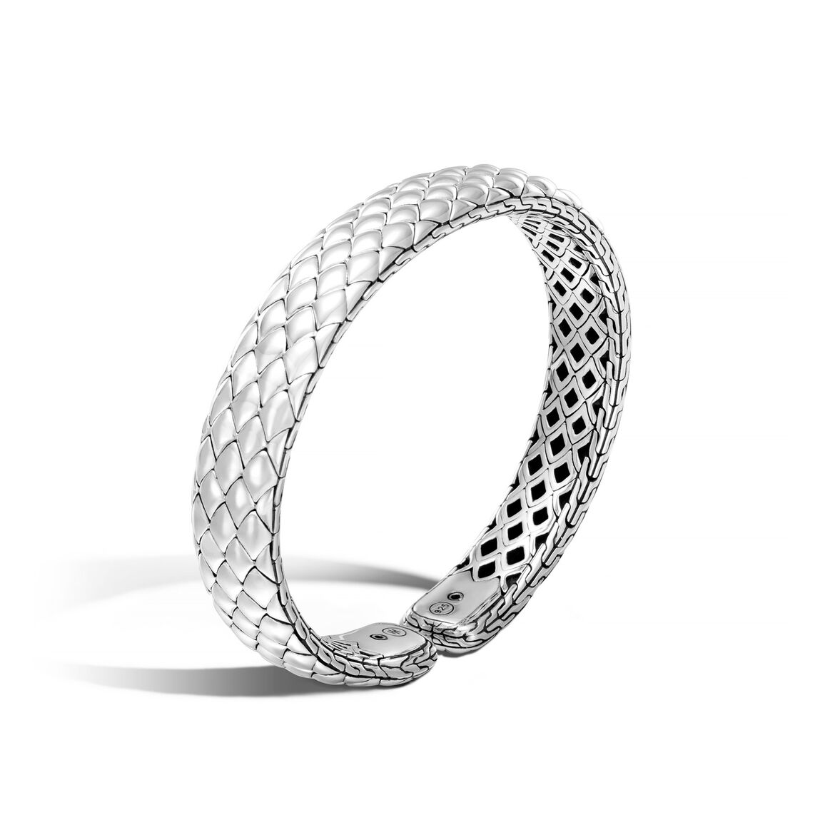 Legends Cobra 11MM Cuff in Silver