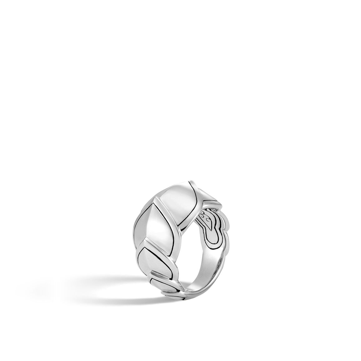 Legends Naga 15MM Ring in Silver