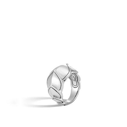 Legends Naga 15MM Ring in Silver