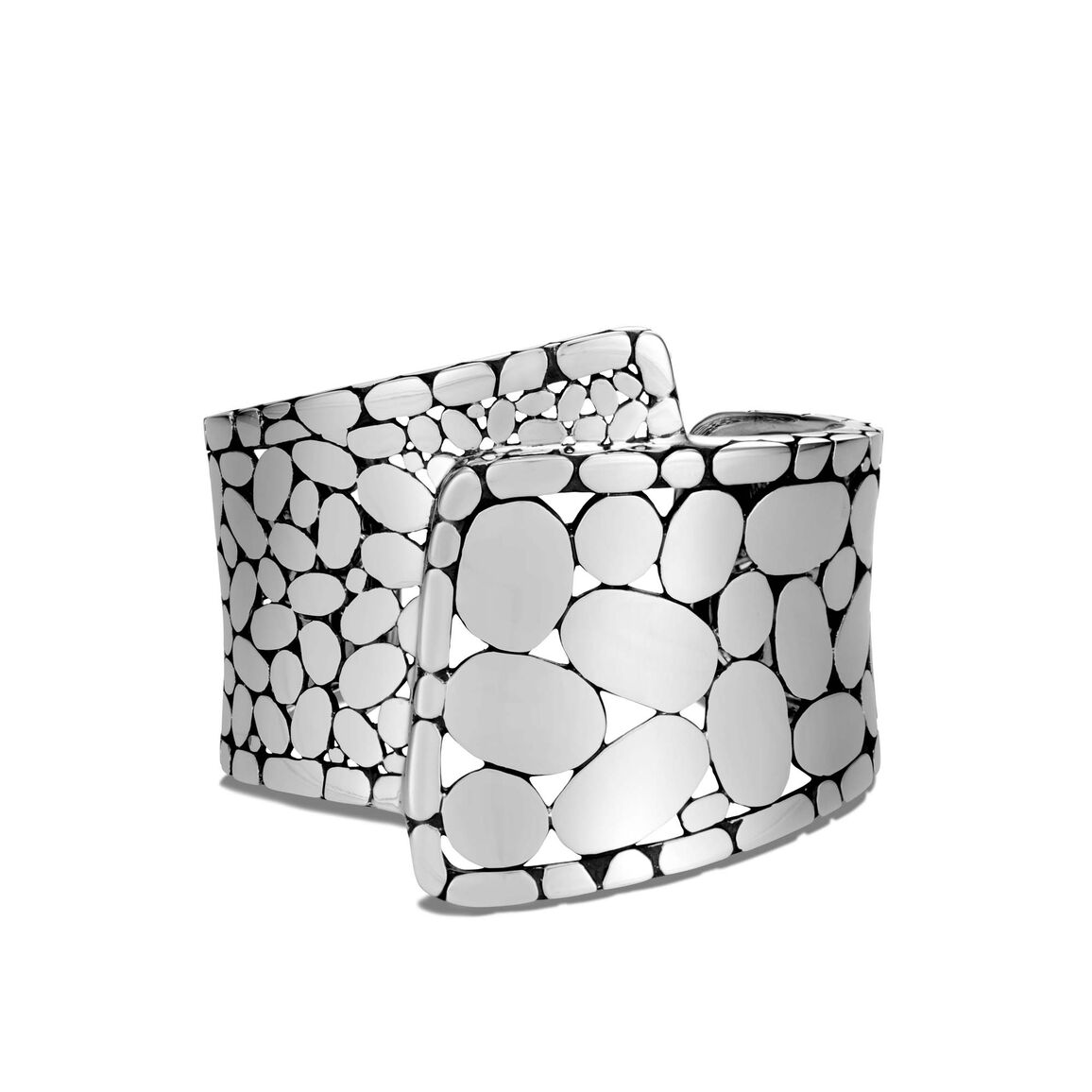 Kali 62MM Cuff in Silver