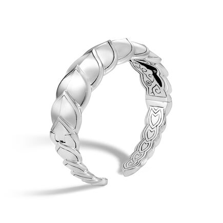 Legends Naga 17MM Cuff in Silver