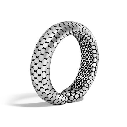 Dot 16MM Cuff in Silver
