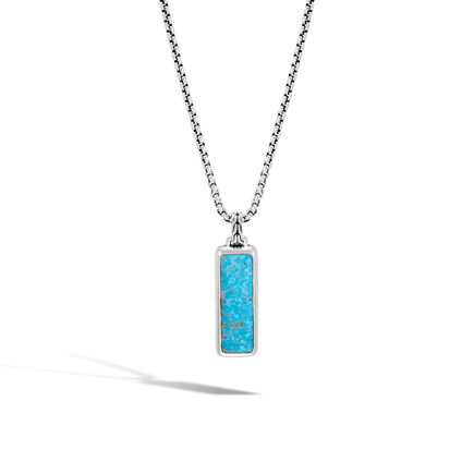 Necklaces classic chain dog tag pendant silver with gemstone mozeypictures Image collections