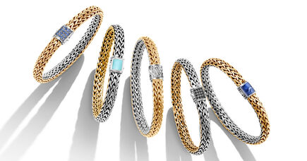 Custom Reversible Classic Chain Bracelet