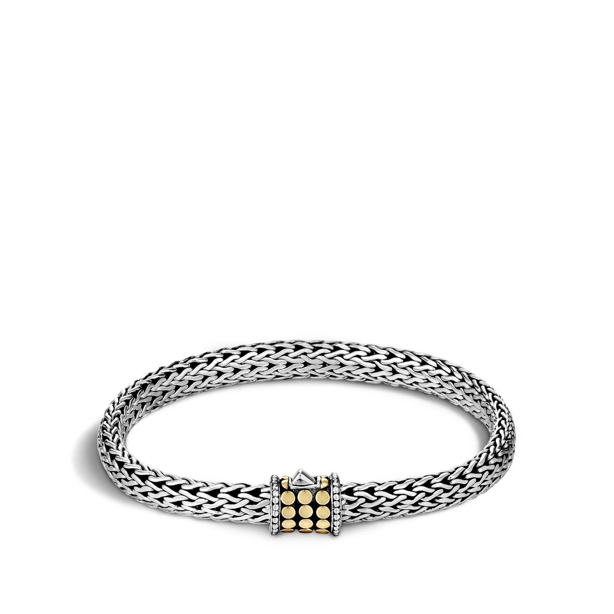 John Hardy Dot Bracelet Xs PyalzuFVLK