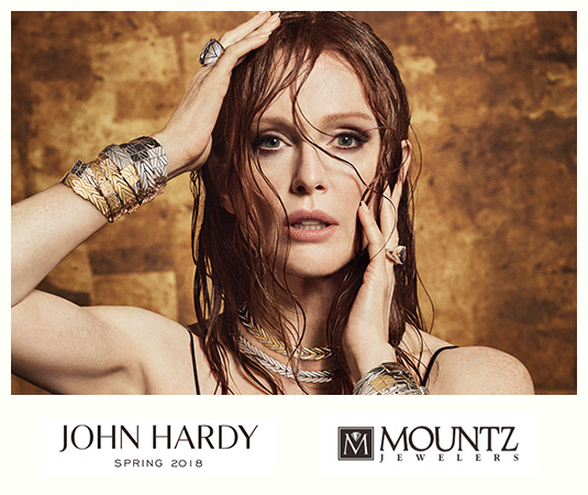 John Hardy Boutique at Mountz Jewelers