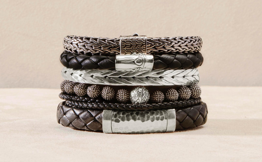Men S Jewelry Designer Jewelry For Men John Hardy