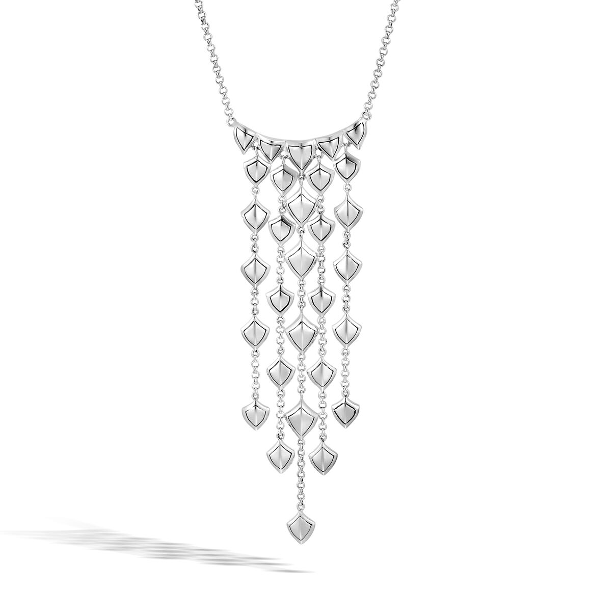 Legends Naga Necklace in Silver