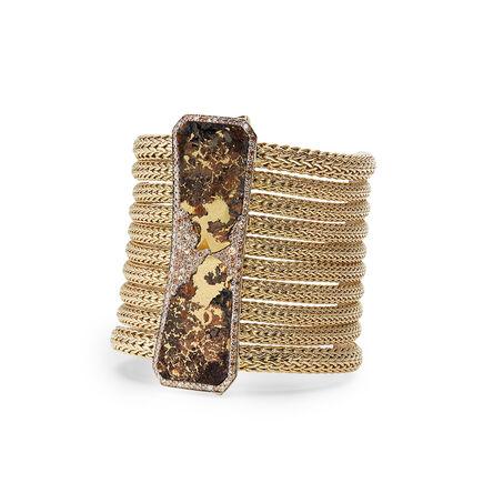 Cinta Classic Chain Multi-Row Bracelet, 18K Gold