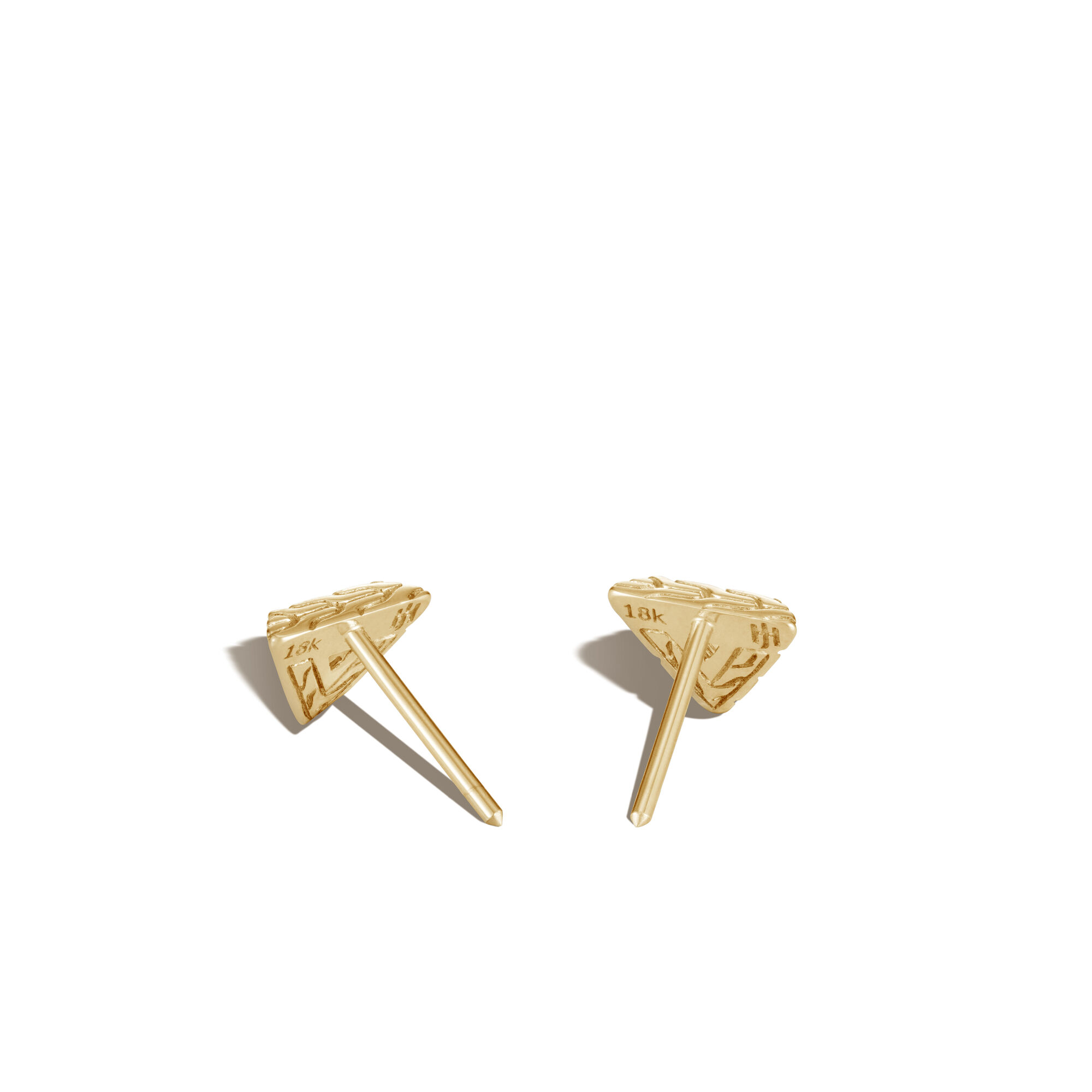 Tiga Triangle Stud Earring, , large