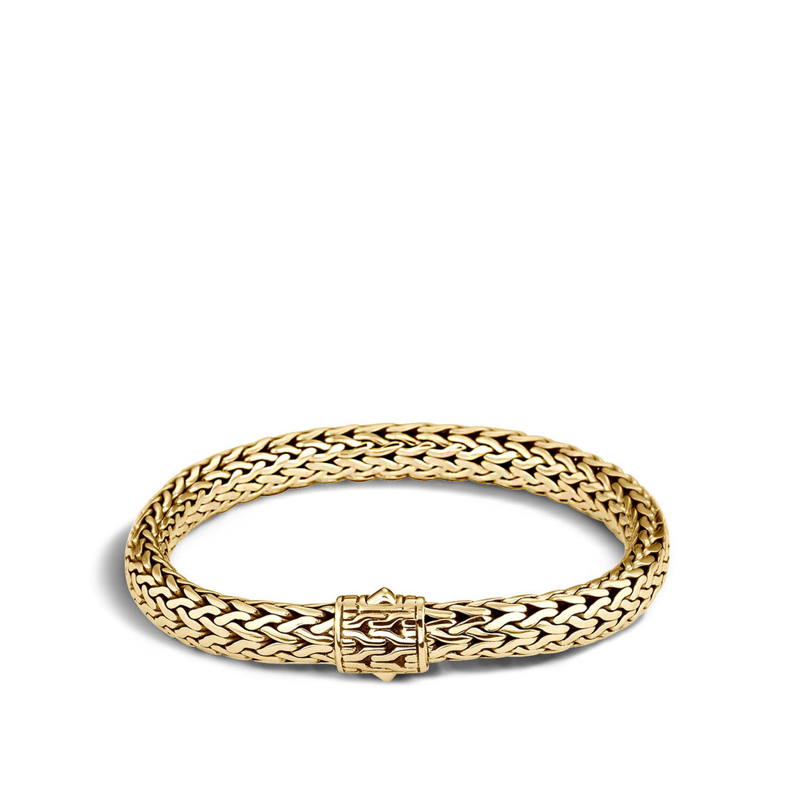 Classic Chain 7.5MM Bracelet in 18K Gold