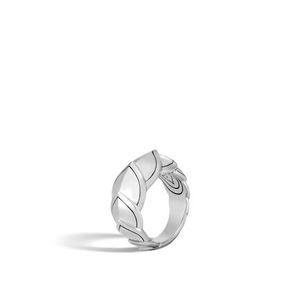 Legends Naga 11.5MM Ring in Silver