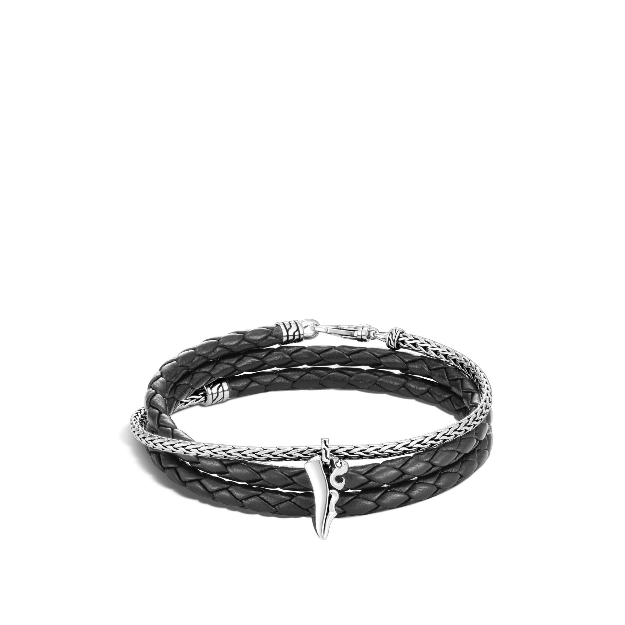 Keris Dagger Hybrid Triple Wrap Bracelet, , large