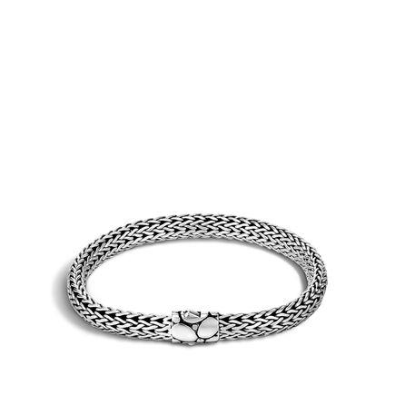 Kali 6.5MM Bracelet in Silver
