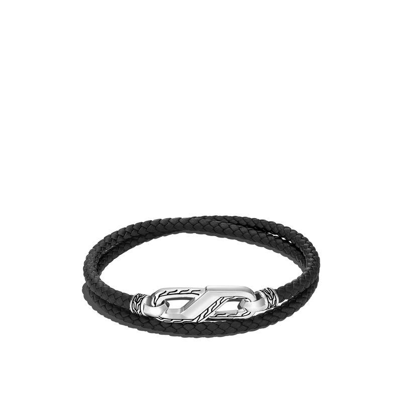 Hybrid Carabiner Wrap Bracelet, , large