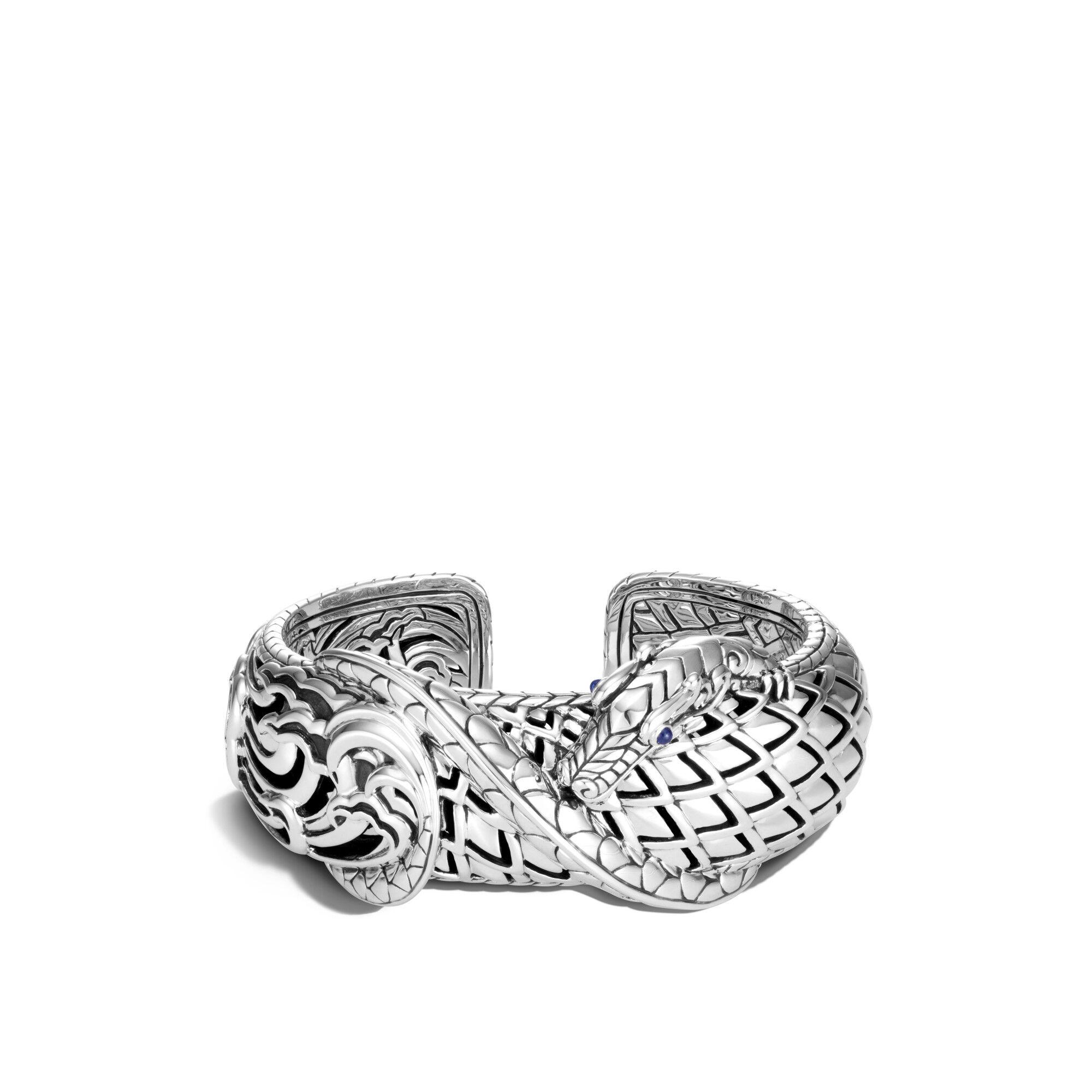 Legends Naga Kick Cuff in Silver, , large