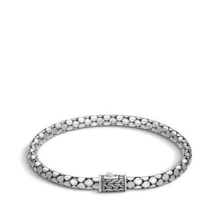 Dot 4.5MM Bracelet in Silver
