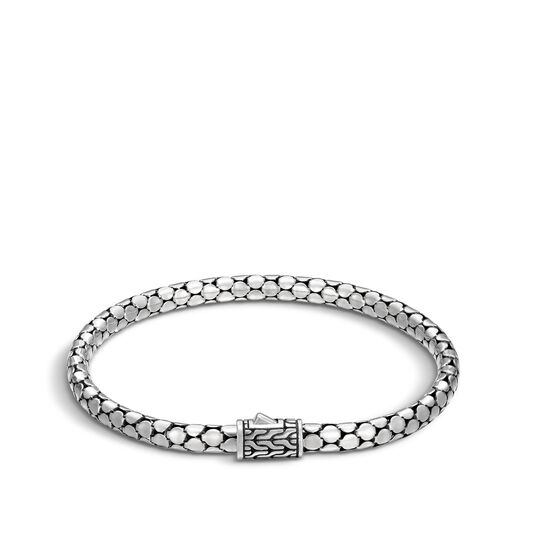 Dot 4.5MM Bracelet in Silver, , large