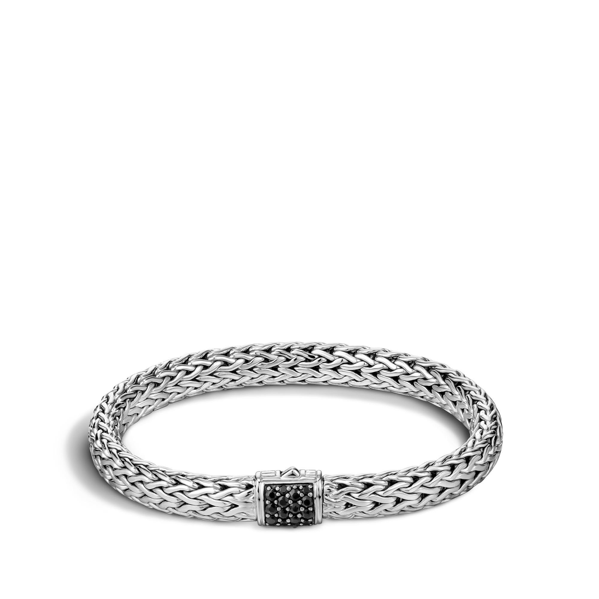 John Hardy Classic Chain Bracelet Xs White gNOG5o
