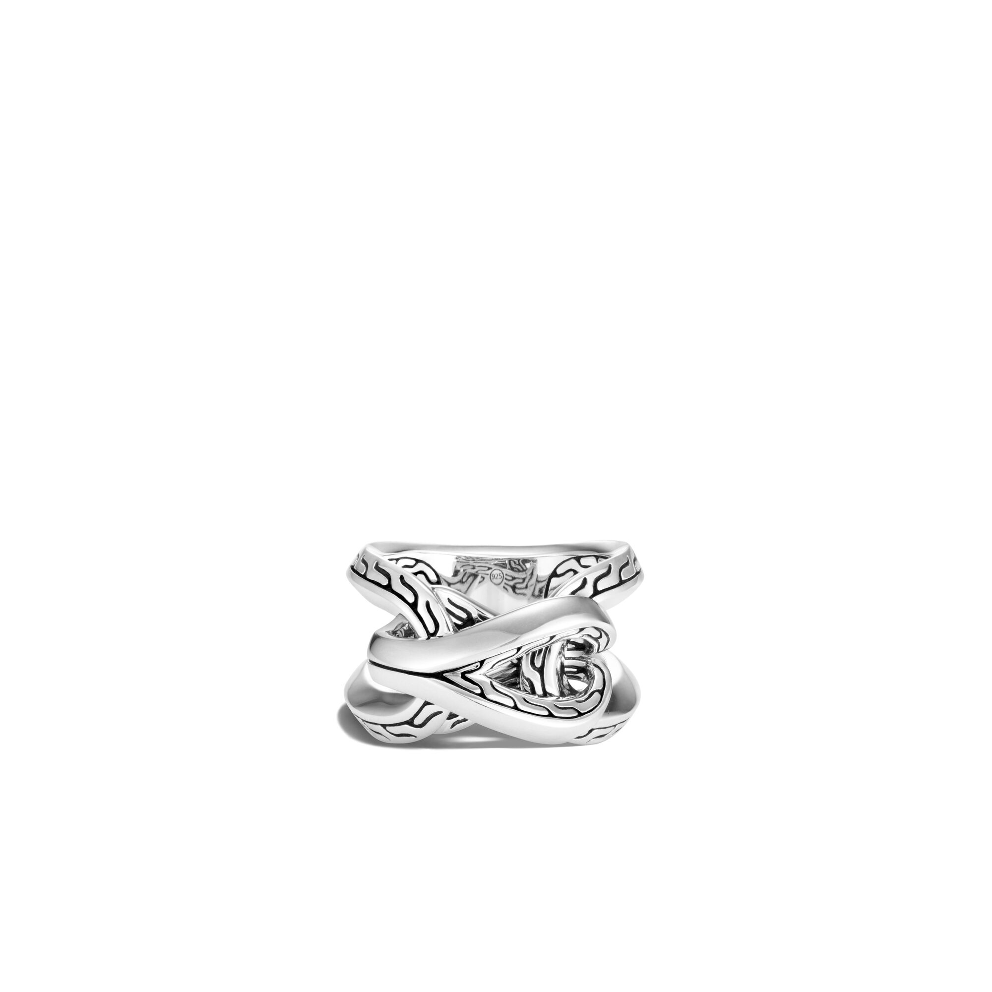 Asli Classic Chain Link Ring, , large