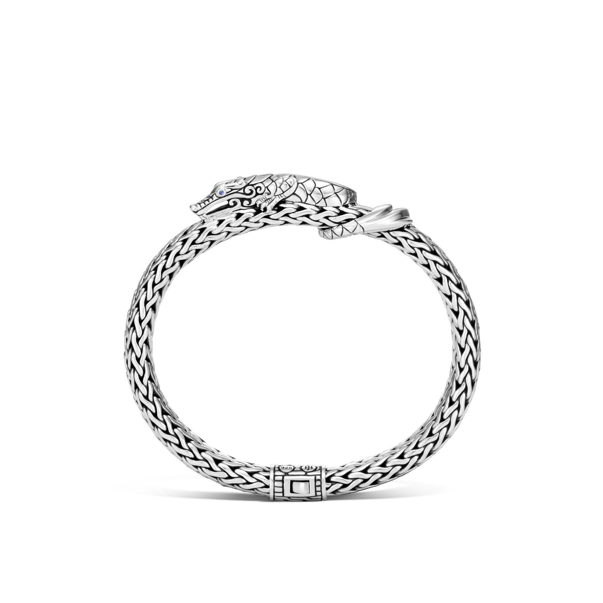 Legends Naga Station Bracelet in Silver, , large