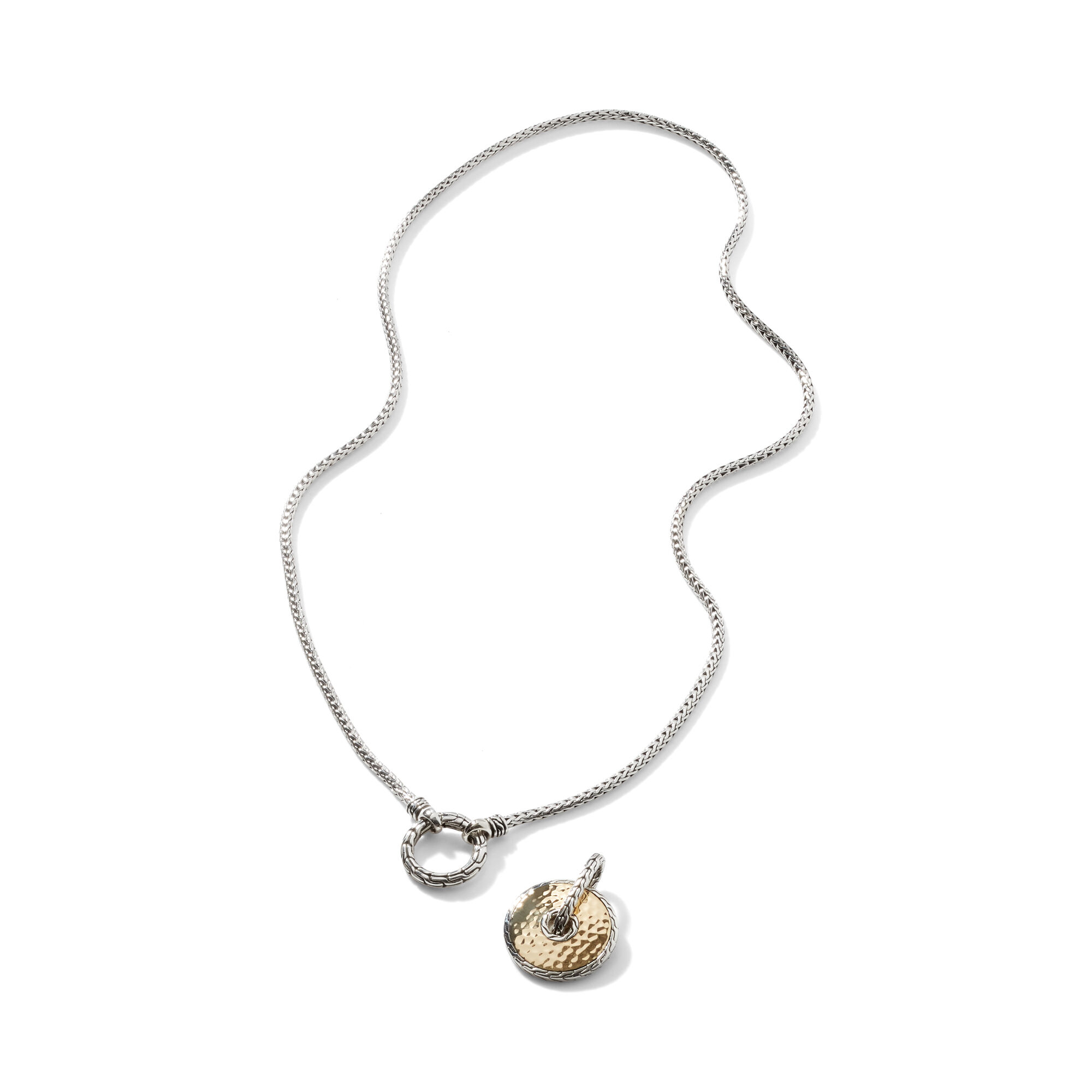 Palu Amulet Keyring Necklace, , large