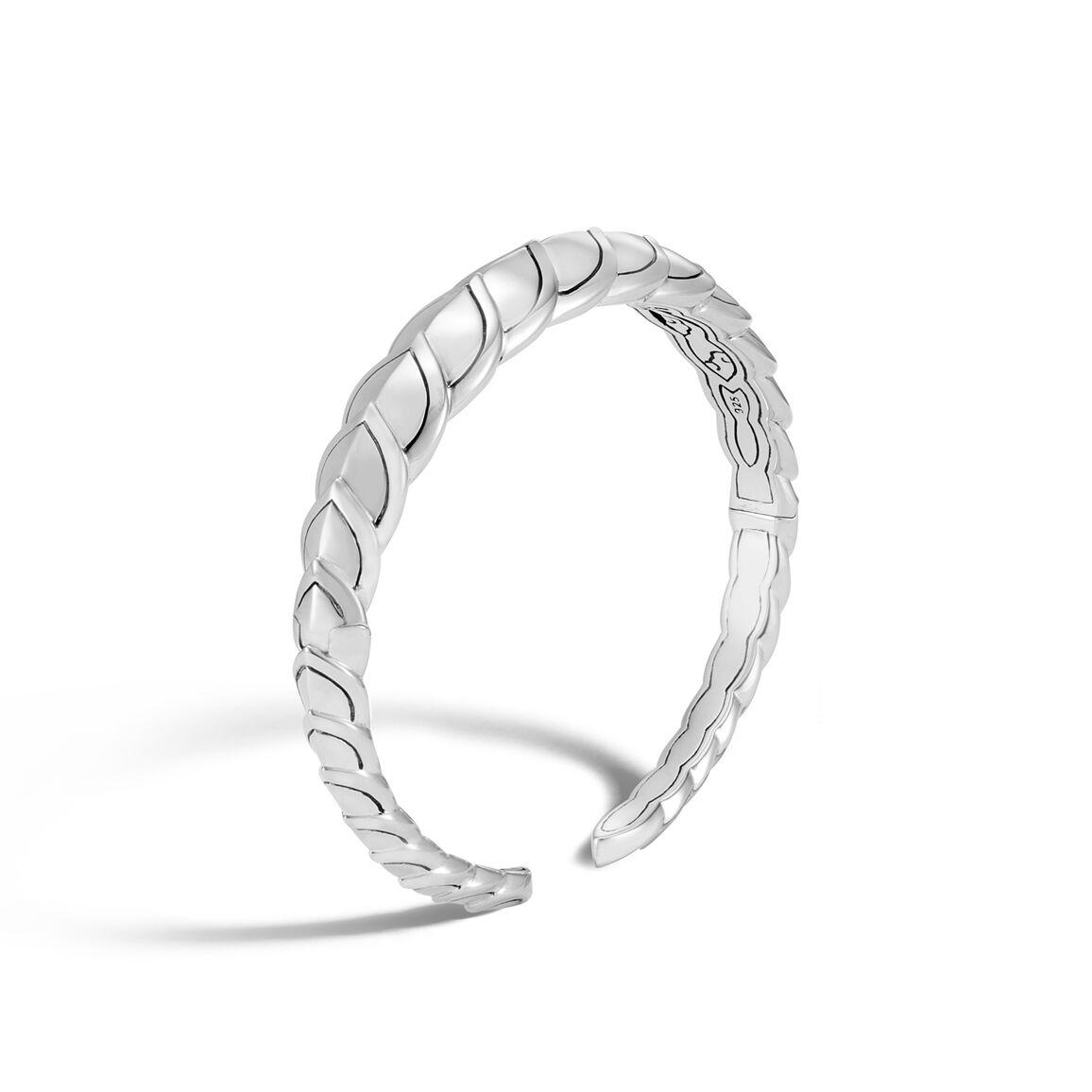 Legends Naga 11MM Cuff in Silver