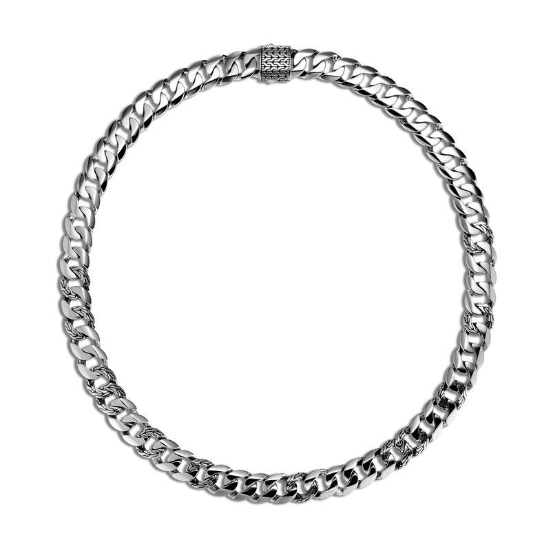 Curb Chain 14MM Necklace, , large