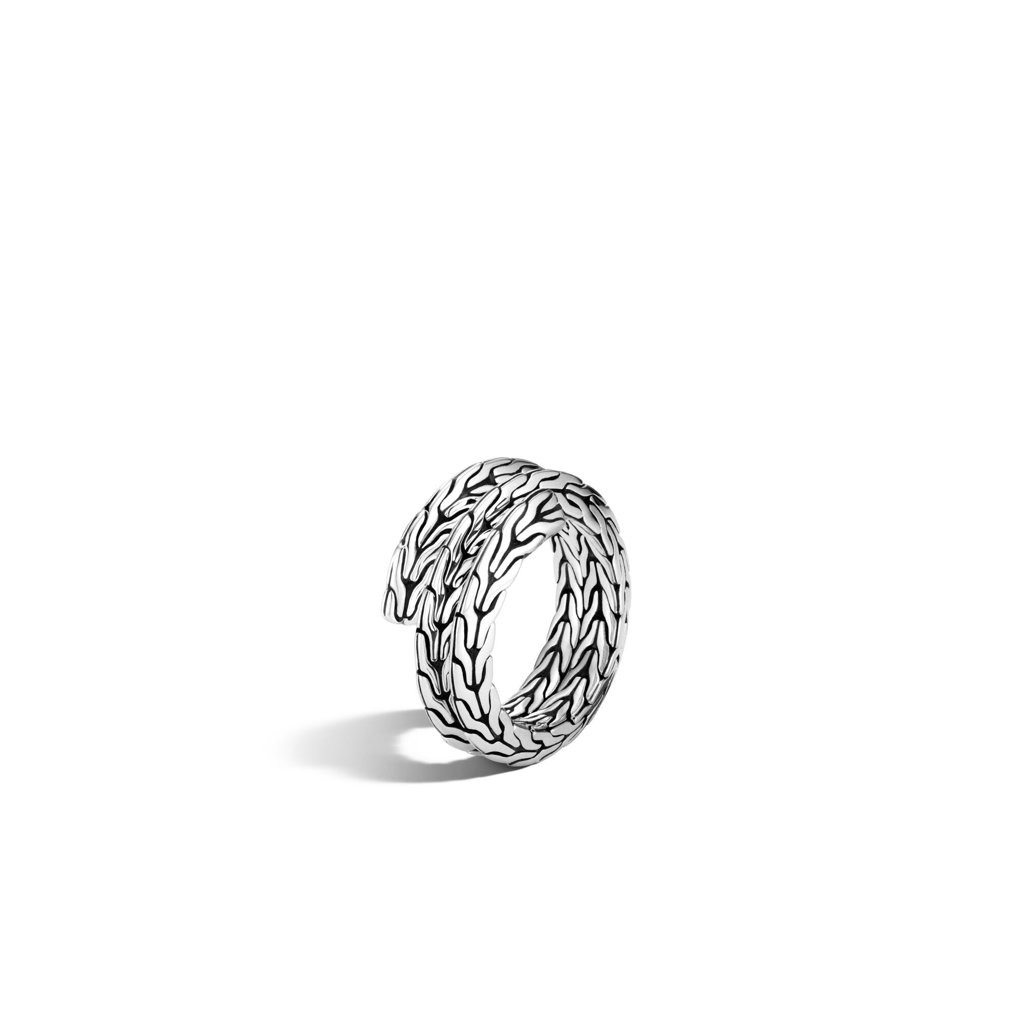 Tiga Double Coil Ring, , large
