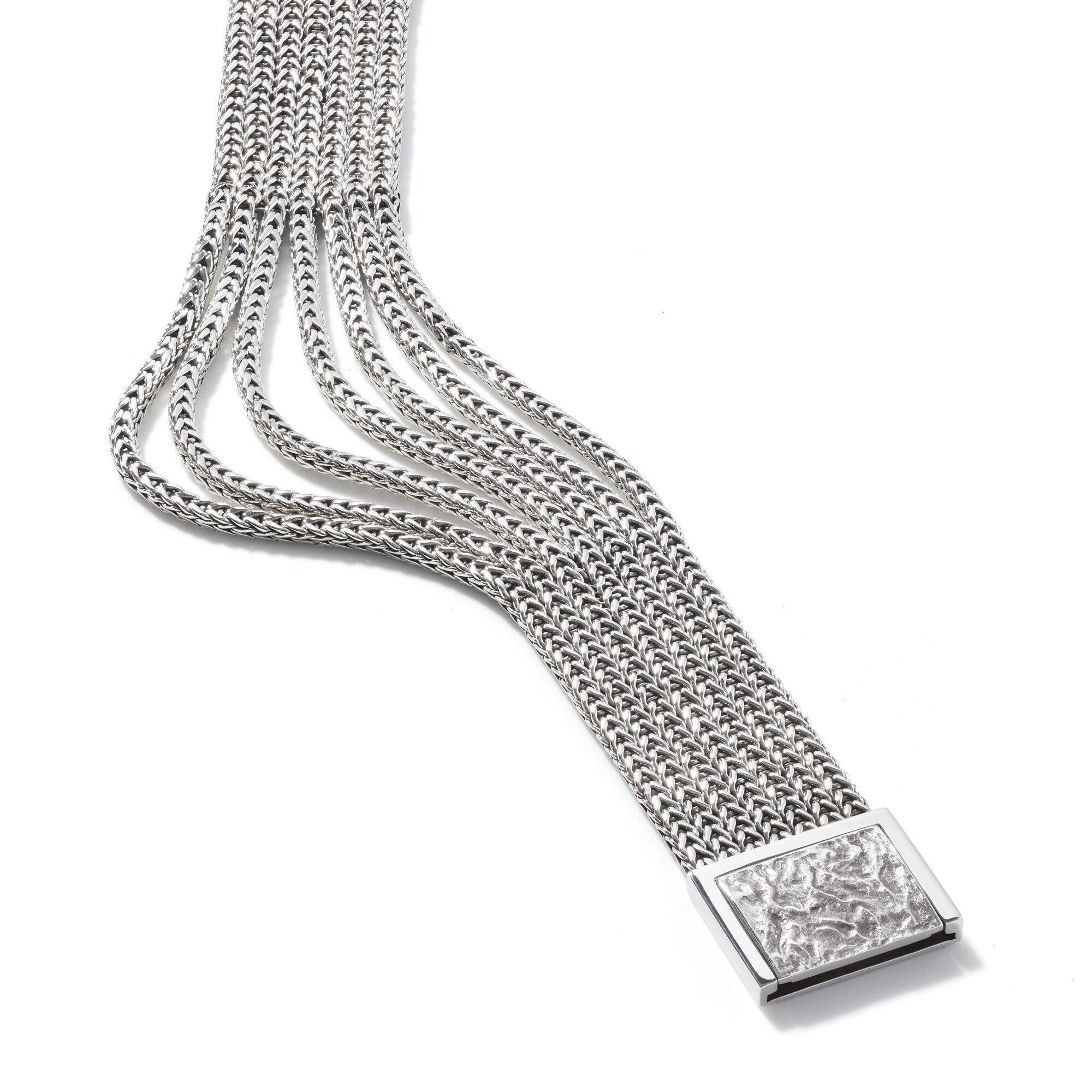 Rata Chain Multi Row Bracelet, , large