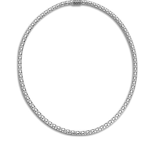 Dot 4.5MM Necklace in Silver, , large