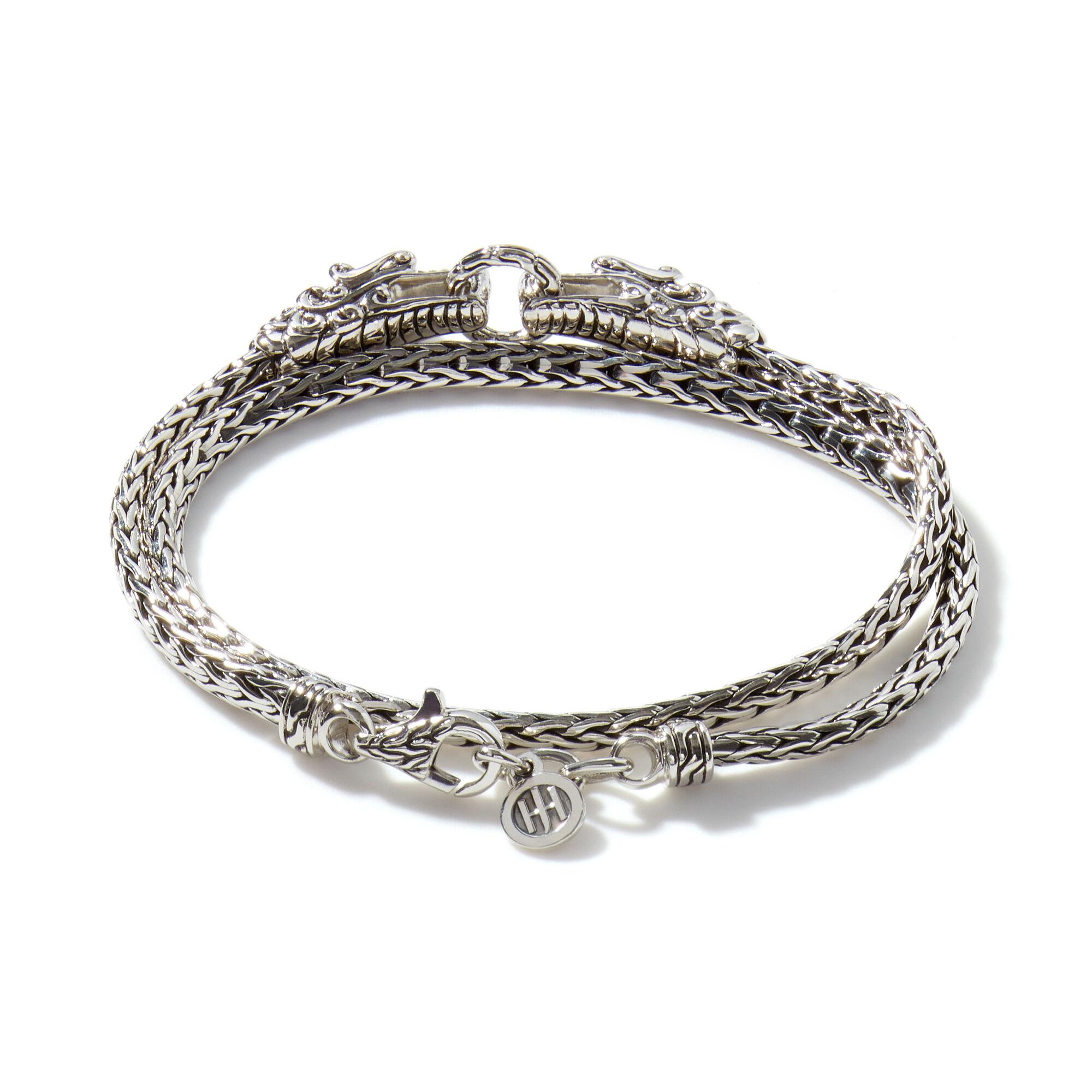 Classic Naga Wrap Bracelet, , large
