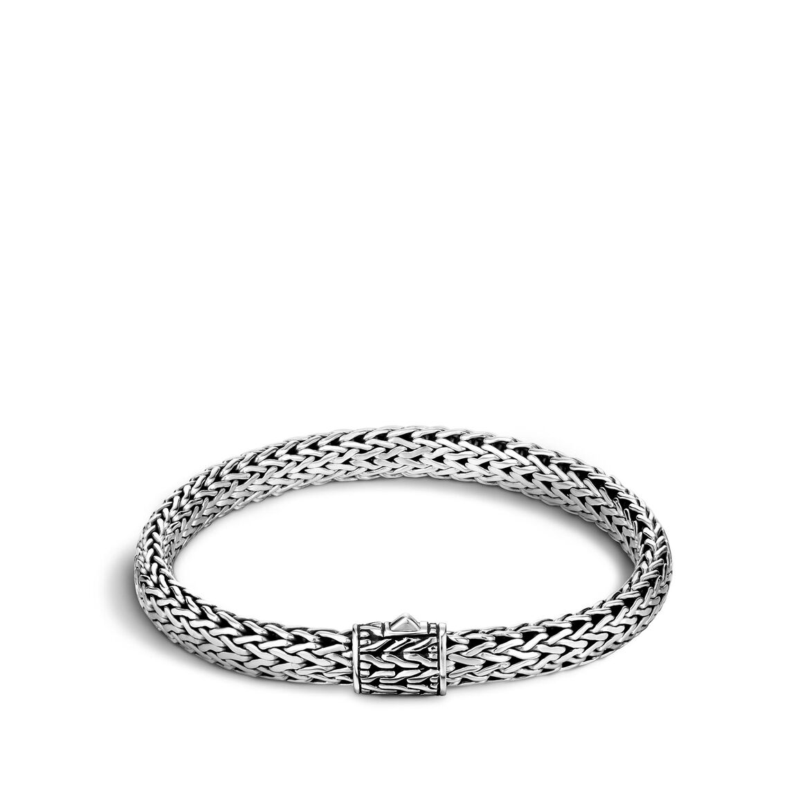 Classic Chain 6.5MM Bracelet in Silver