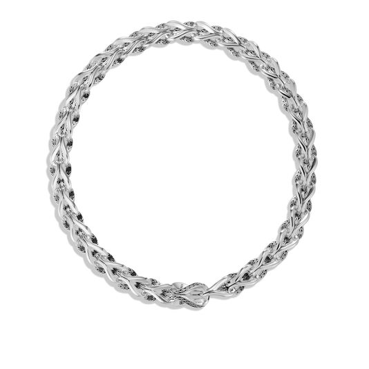 Asli Classic Chain Link 13.5MM Necklace in Silver, , large