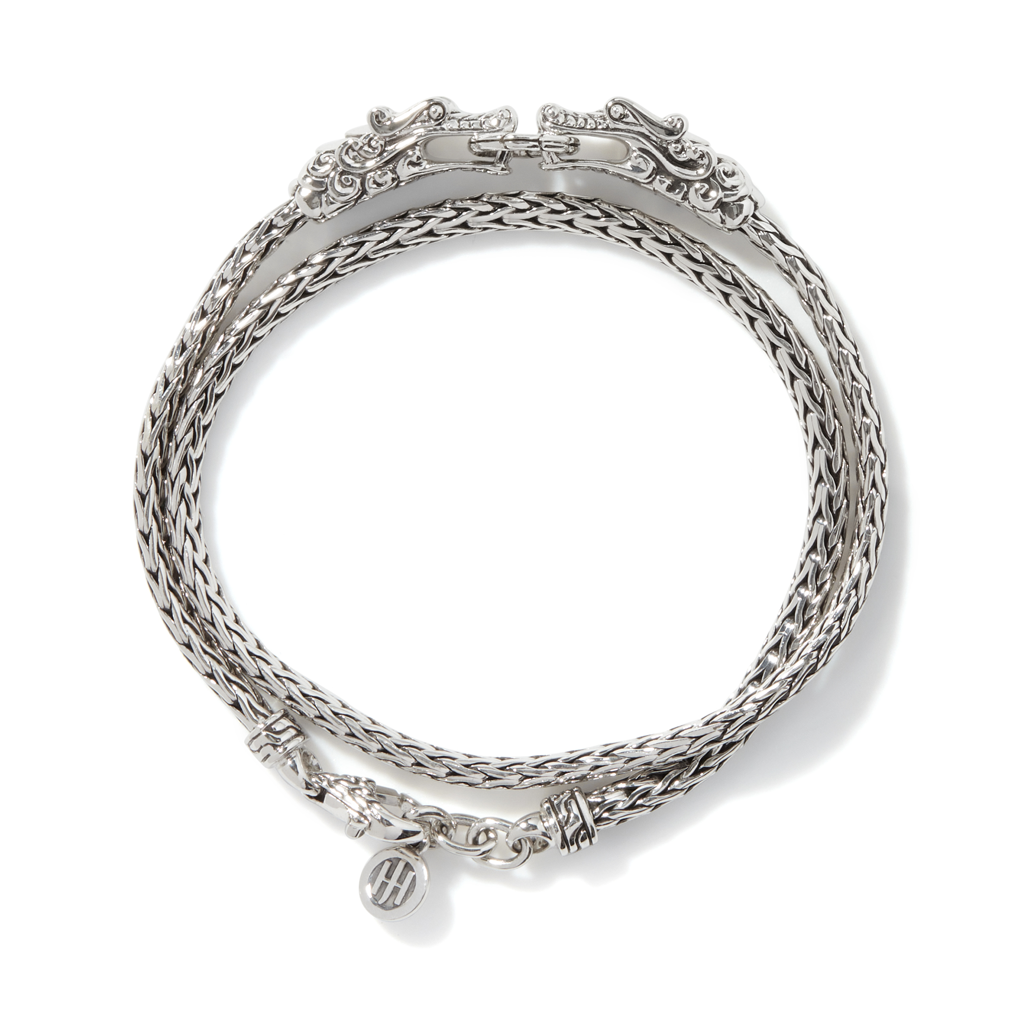 Classic Naga Wrap Bracelet, , modelview