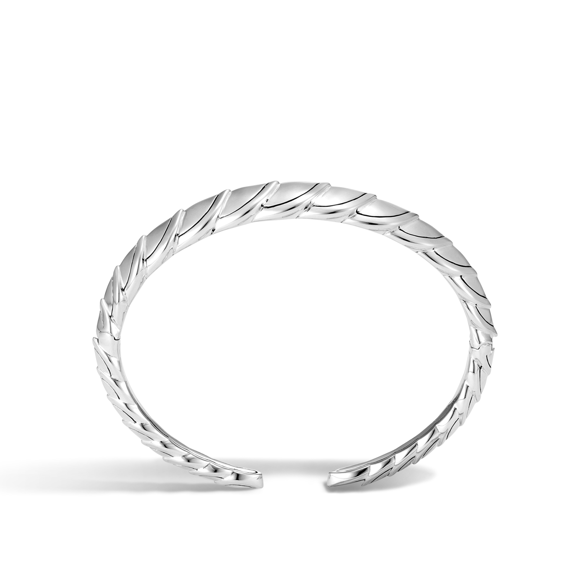 Legends Naga 11MM Cuff in Silver, , large
