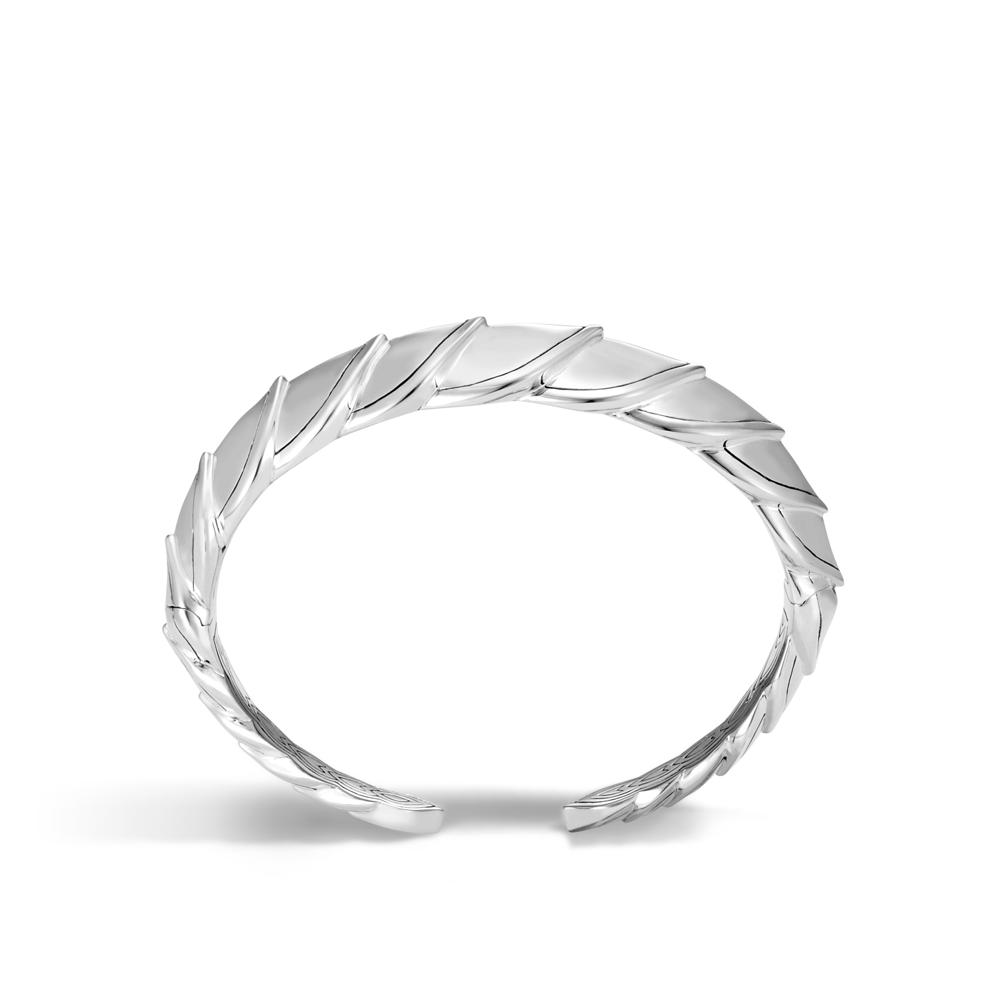Legends Naga 17MM Cuff in Silver, , large