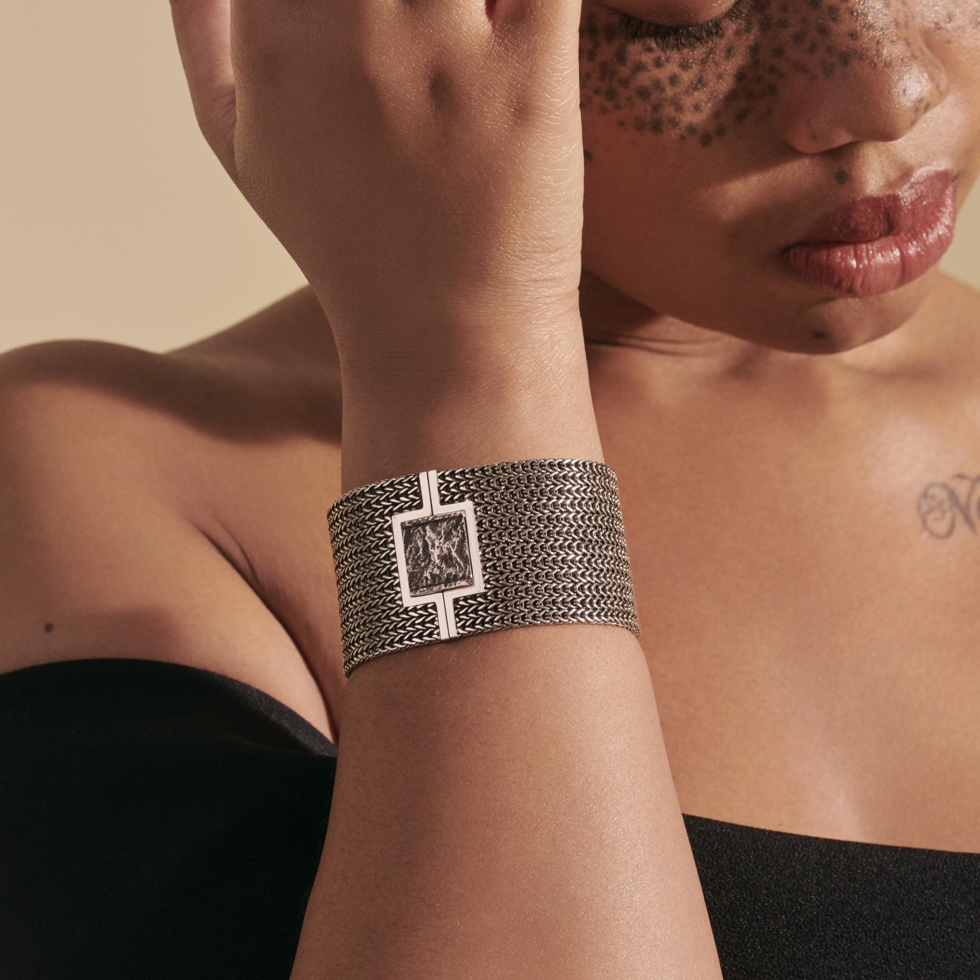 Rata Chain Bracelet, , modelview